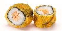 Küpsetatud sushi